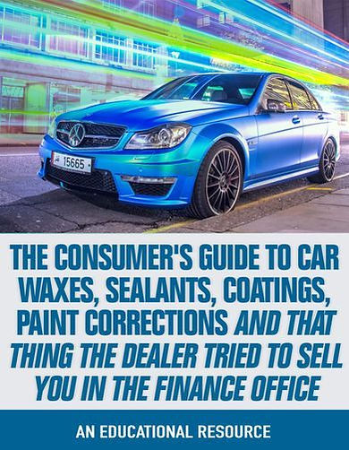 Sealant Wax Coating Difference Education