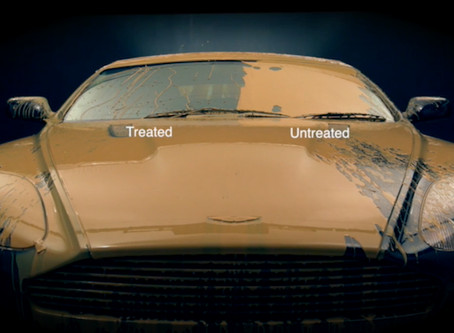 What does a dirty car says about you?