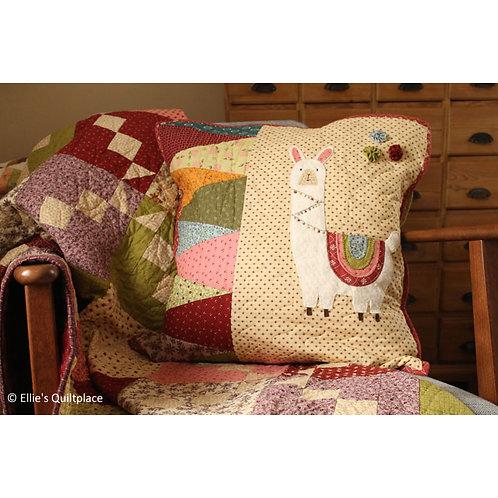 Lanny Llama (Pattern + Kit)