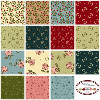 Quilt fabrics collection Modern Traditions by Ellie's Quiltplace | EQP Textiles