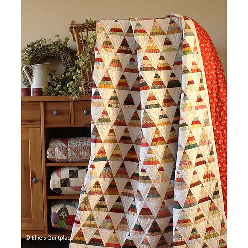 Pyramid Quilt