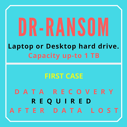 Data Recovery for Ransomeware