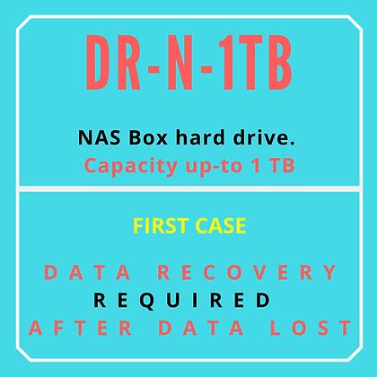 NAS Box Hard drive
