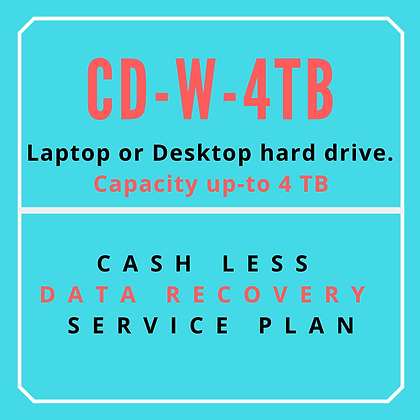 Laptop or Desktop Hard Drive