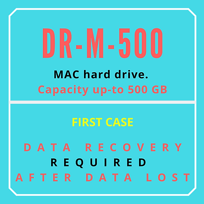 MAC Hard drive