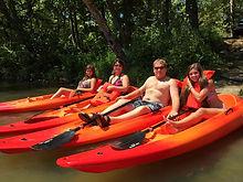 Mountain Fork River Presbyterian Falls Skippa-Rock 4 Mile Float