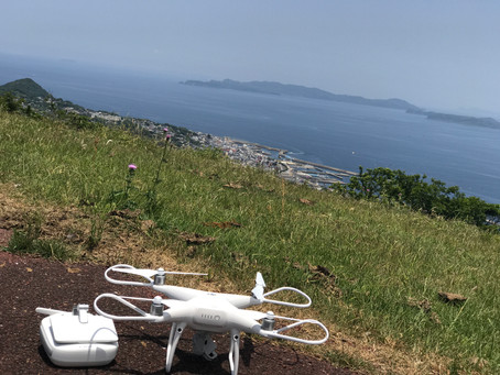生月島空撮業務