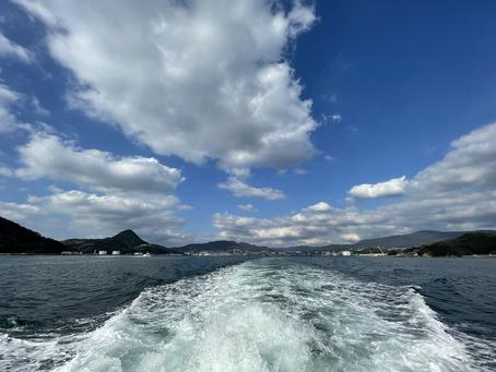 船から船の撮影