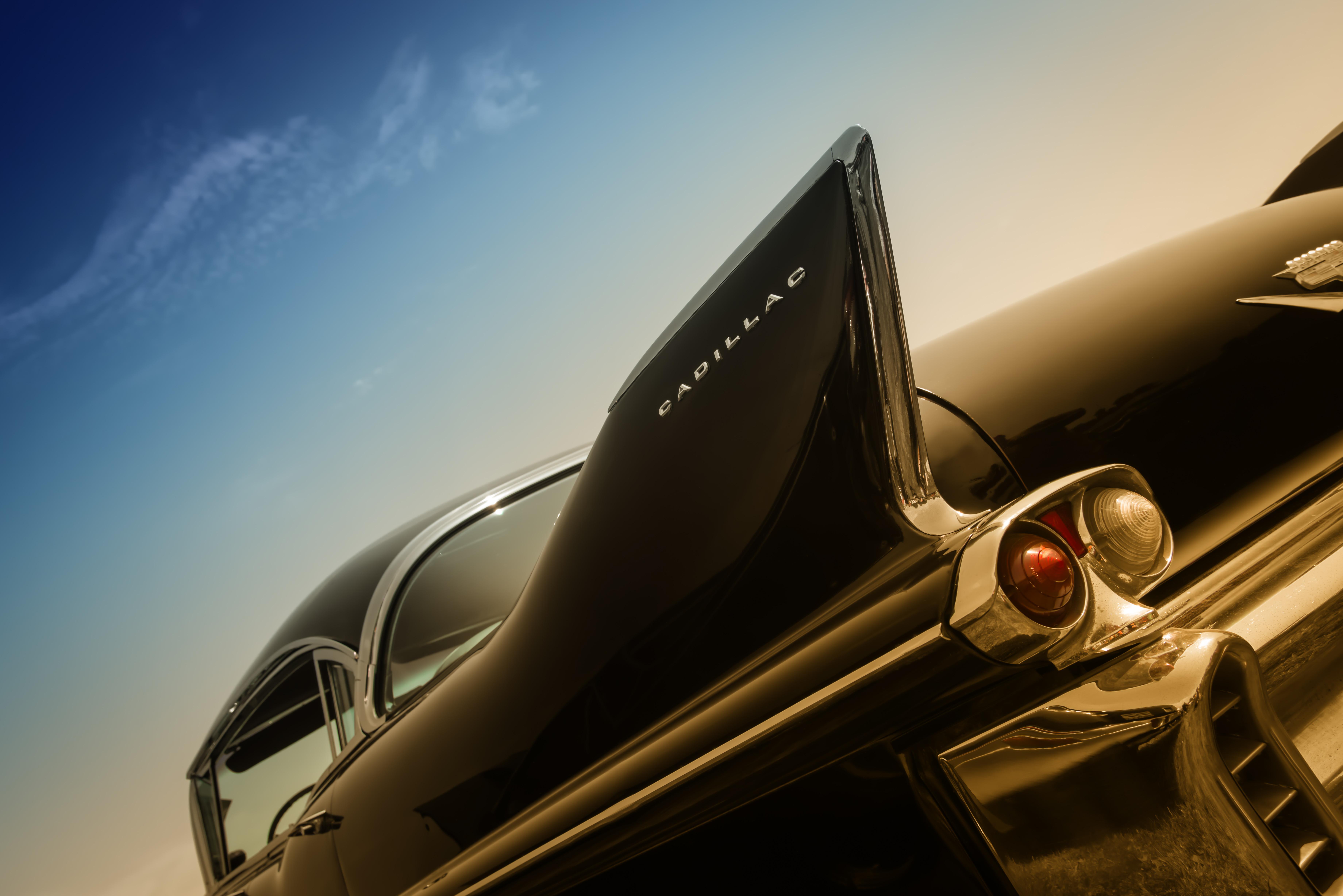 Apocalyptic Cadillac