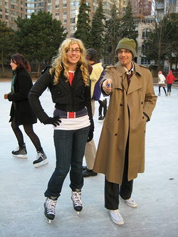 Cosplay Skate Toronto