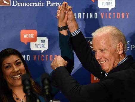 Joe Biden的教訓?