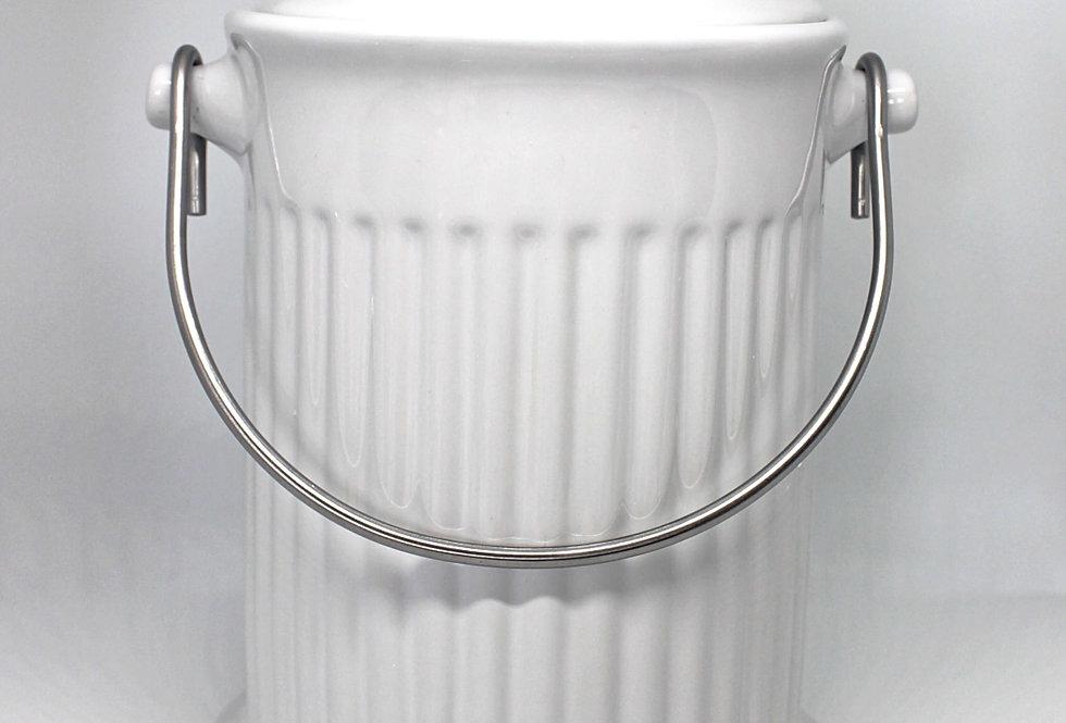 Ceramic Compost Jar