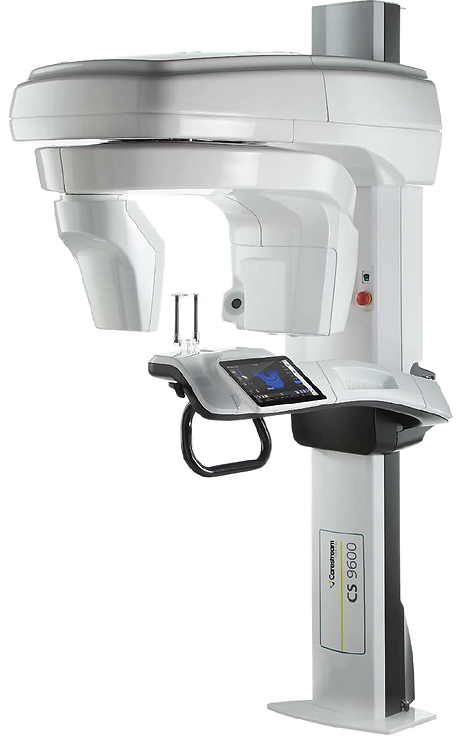 CS 9600 ® CBCT and Panoramic System