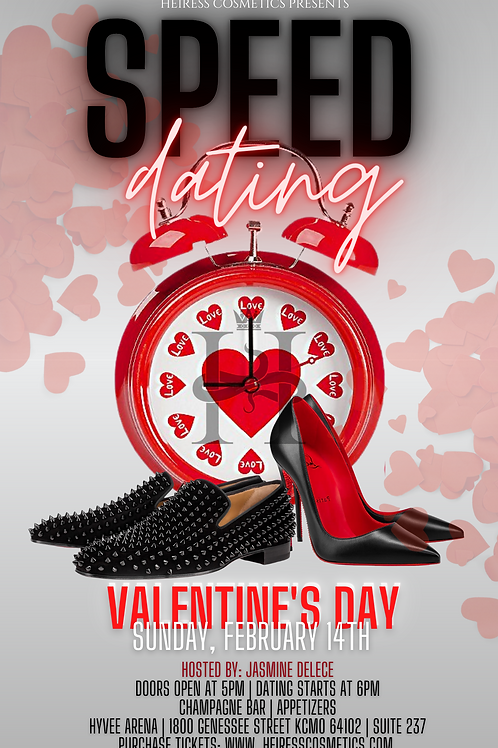 Valentine's Night: Speed Dating