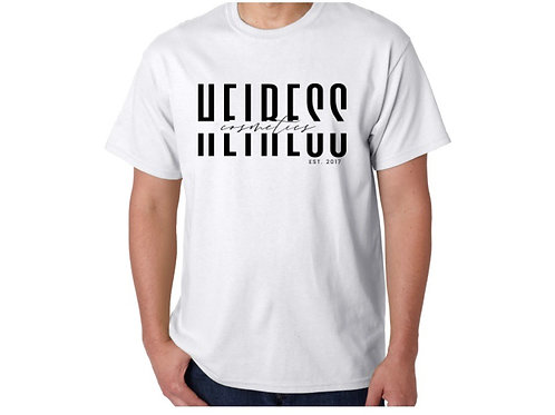 "White Unisex ""Heiress"" Tee"