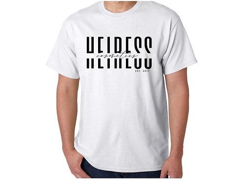 "White Unisex ""Heiress"" Tee"