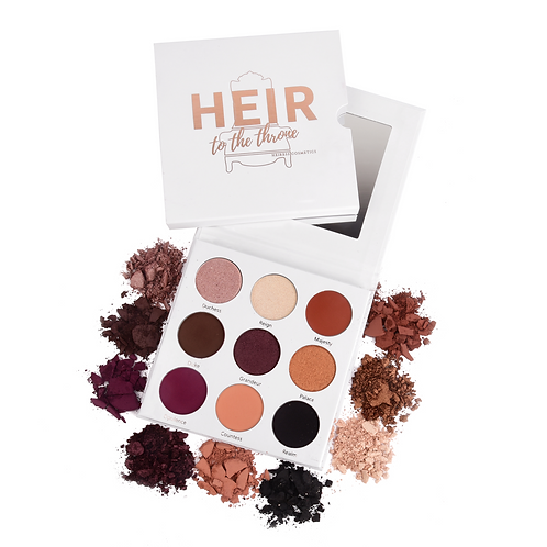 """Heir to the Throne"" Eyeshadow Palette"