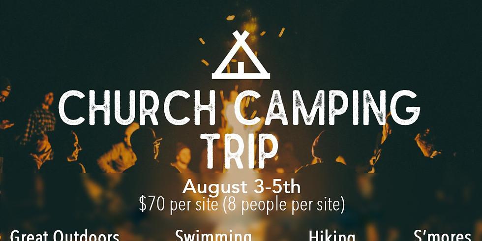 Annual Church Camping Trip