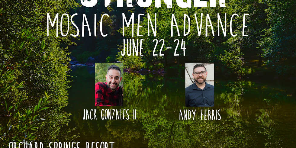 <Stronger> Men's Advance