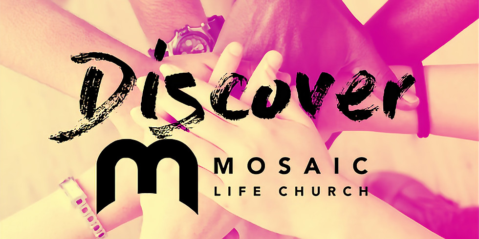 Discover Mosaic