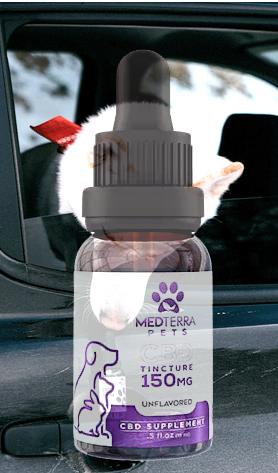 Medterra CBD Pets Tincture 150 mg
