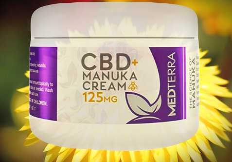 CBD Manuka Cream