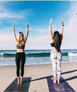 Yoga flow...