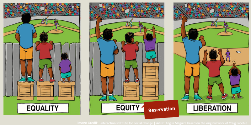 Indian Reservation System- Equality Or Justice?