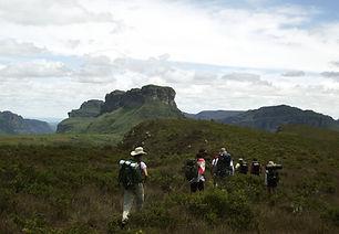 Trilha Vale do Pati - Foto Branco Pires.