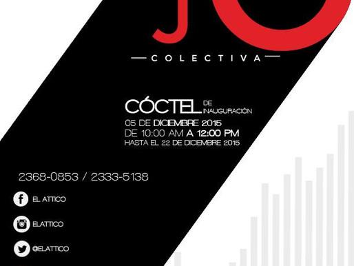 """""""ROJO"""" Colectiva"""