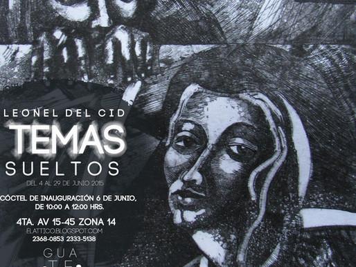 """Leonel del Cid """"Temas sueltos"""""""