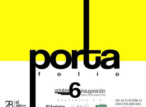 """Colectiva """"Portafolio"""""""