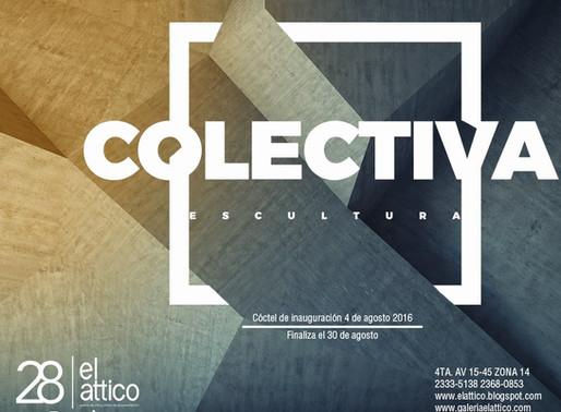 Colectiva Escultura