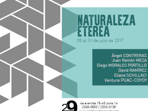 Naturaleza Etérea / colectiva de dibujo