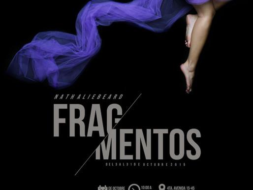 "Nathalie Beard ""Fragmentos"""