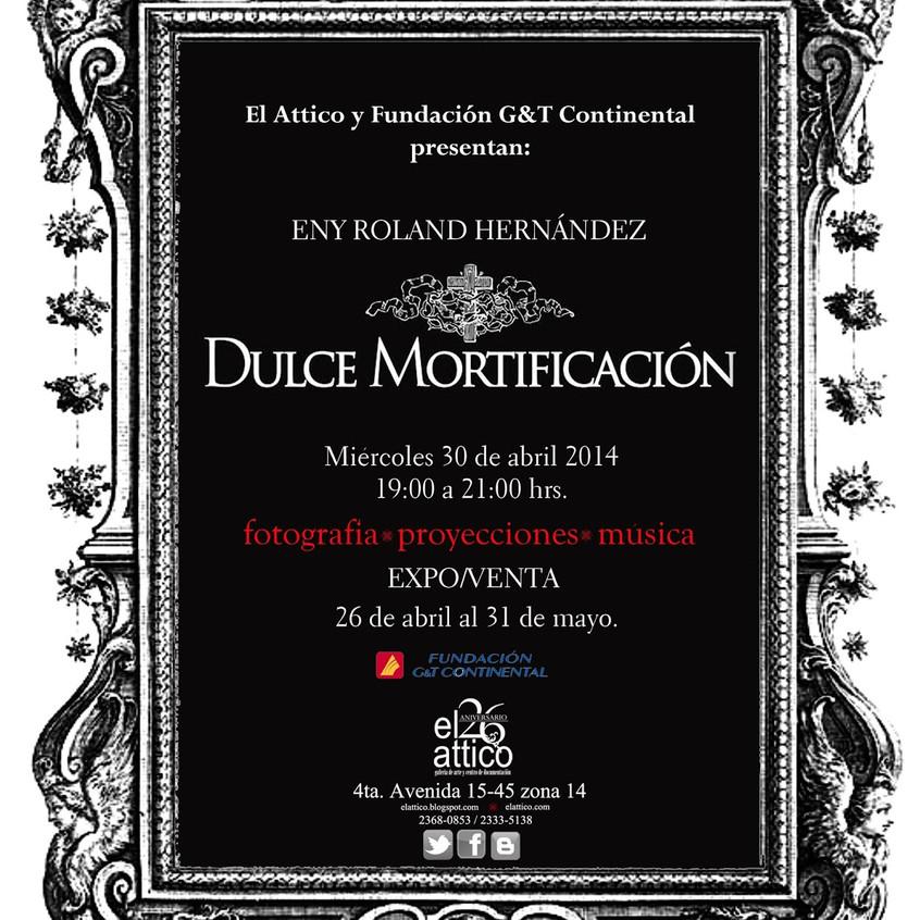 Invitación_El_Attico_-Dulce_Mortificación
