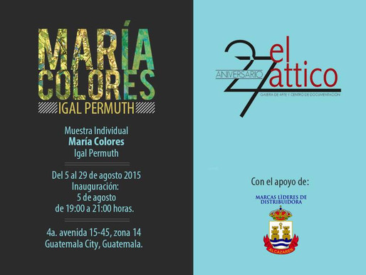 """Igal Permuth """"María Colores"""""""