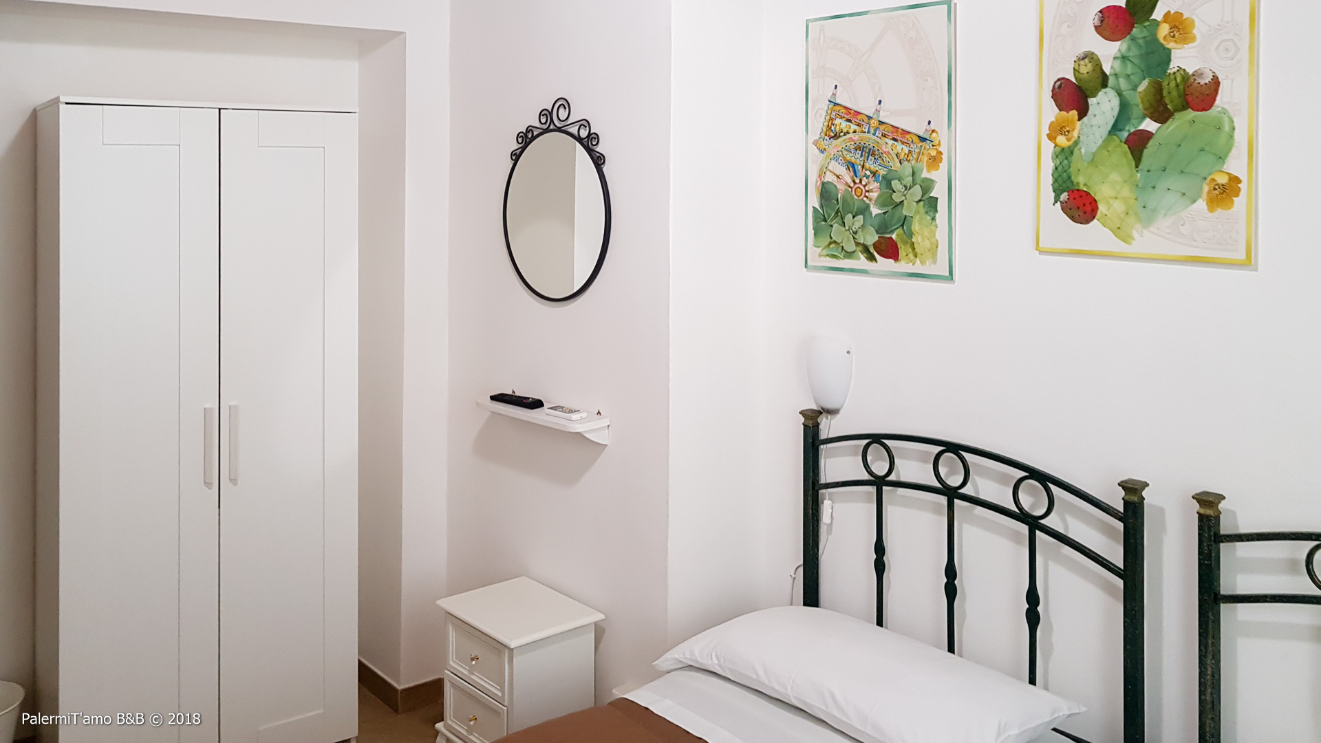 Appartamento PalermiT'amo