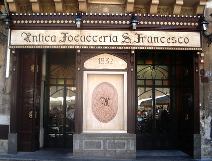 antica focacceria san francesco palermo