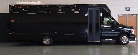 Party Bus Rental | East Texas
