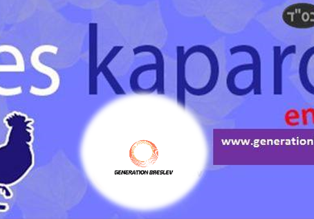 Kaparot de Kippour