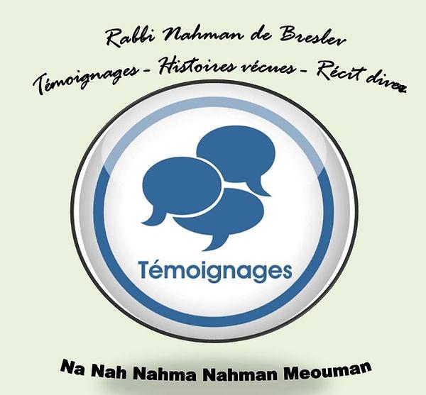 Rabbi Nahman de Breslev Témoignages - Histoires vécues - Récit divers