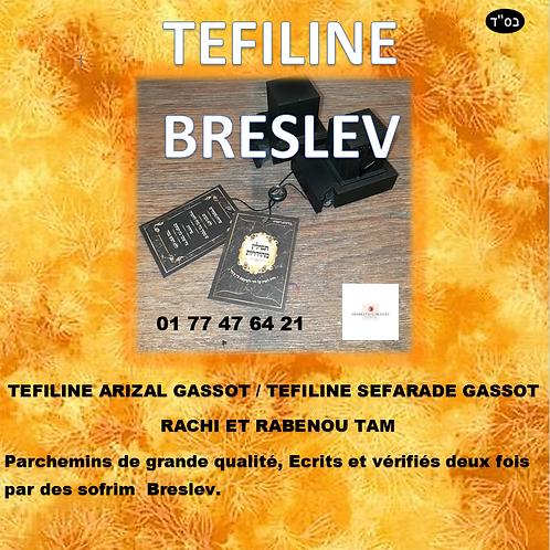 TEFILINE BRESLEV