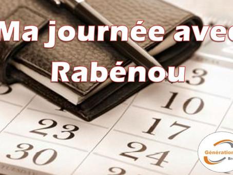 Ma journée avec Rabenou