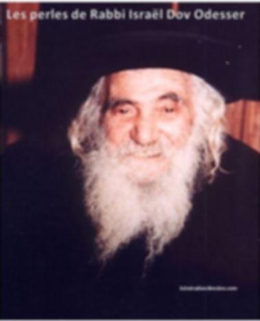 Rabbi IsraëlDov Odesser