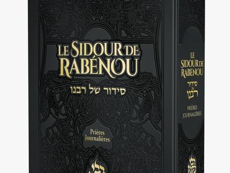 Le Sidour de Rabénou