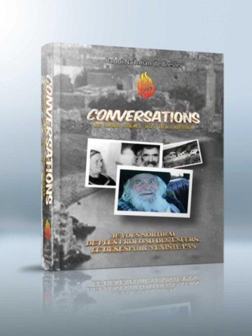 CONVERSATIONS DE RABBI ISRAEL DOV ODESSER