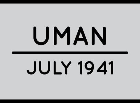 Documentaire rare - destructions laissées par les nazis - Ouman