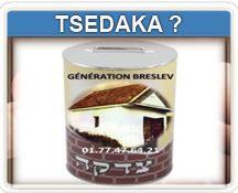 Génération Breslev - Les merveilles de Tsedaka