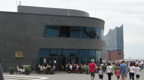 Hamburg Ticket Center - Hafenrundfahrten